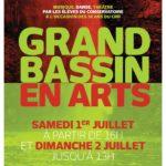 Grand Bassin en arts