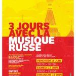 3 jours avec la musique russe au Musée Léon Dierx