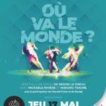 Où va le monde ? Un spectacle de danse de Régine Ledréau Avec Mickaëlle Rivière et Makoro Traoré avec la participation de Vincent Philéas et de Saodaj