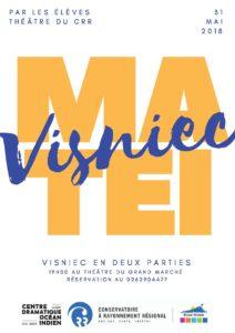 VISNIEC EN 2 PARTIES @ CDOI (Centre Dramatique de l'Océan Indien)