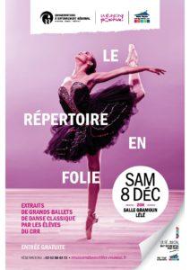 LE REPERTOIRE EN FOLIE @ Salle Gramoun Lélé, Saint-Benoît