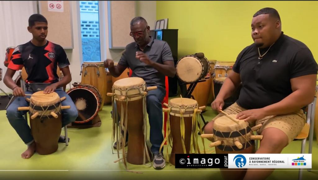 Zoom sur les percussions africaines au CRR